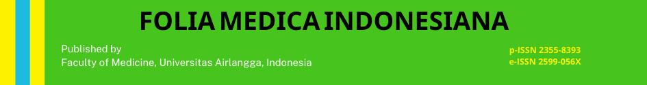 Folia Medica Indonesia