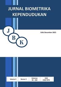 Jurnal Biometrika dan Kependudukan