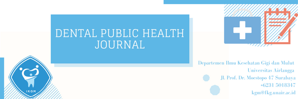 DENTAL PUBLIC HEALTH JOURNAL