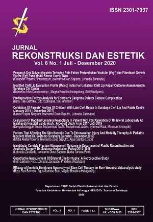 Jurnal Rekonstruksi dan Estetik