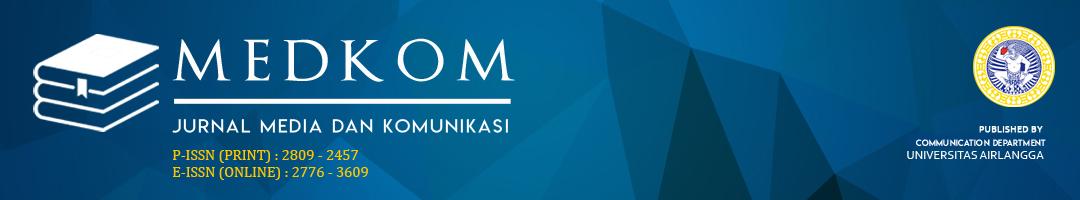 MEDKOM Jurnal Media dan Komunikasi