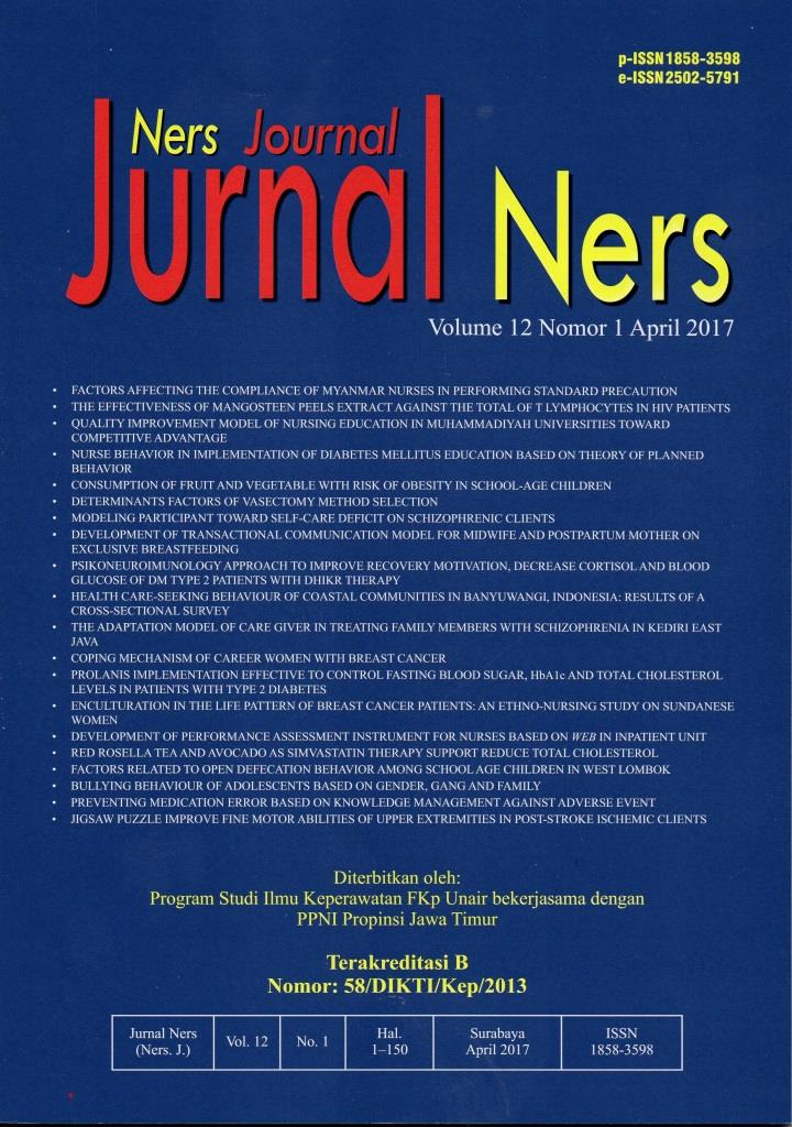 Cover of Jurnal Ners