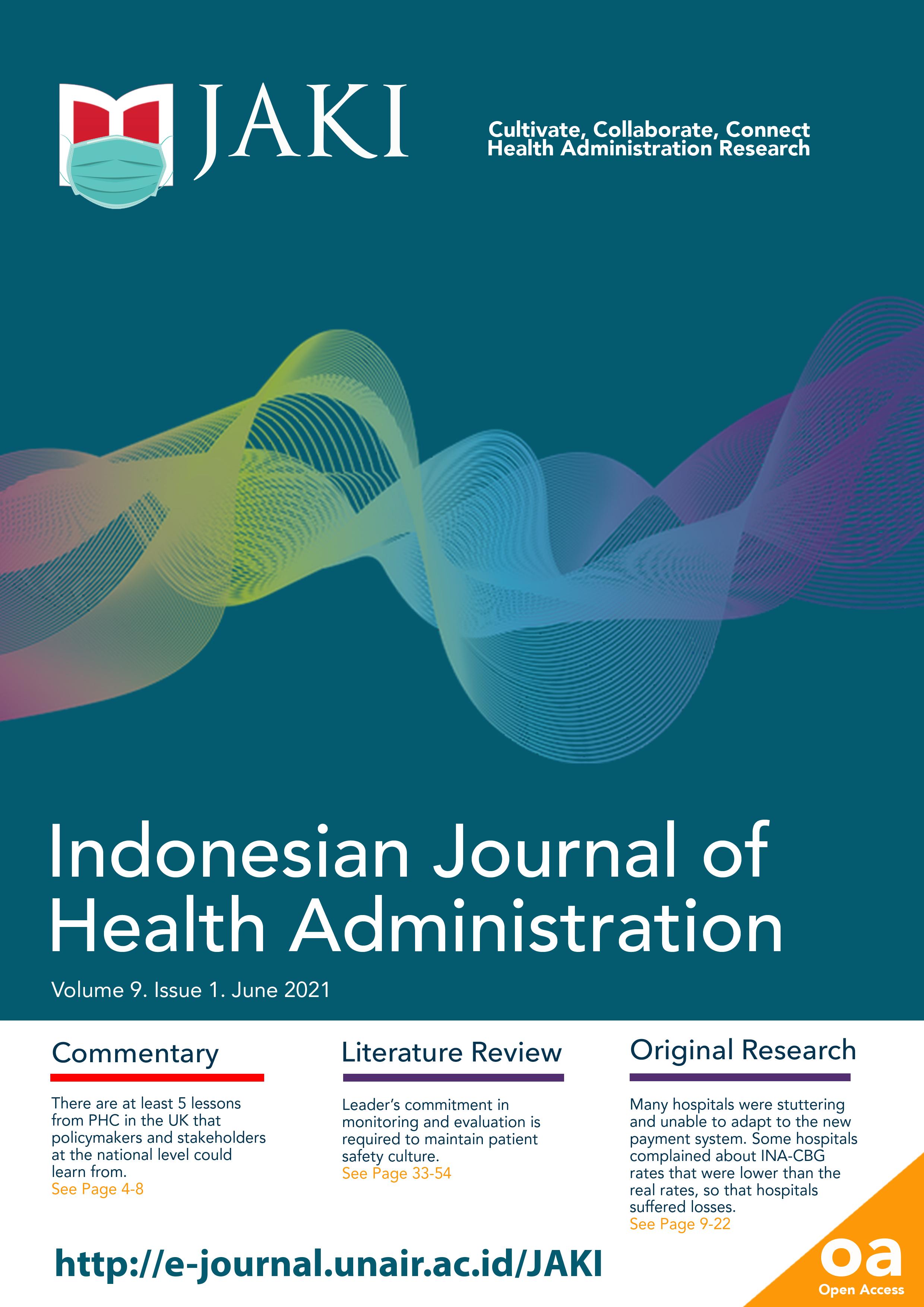 cover vol.9 no.1