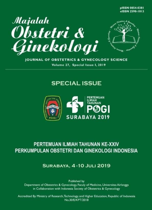 Majalah Obstetri & Ginekologi