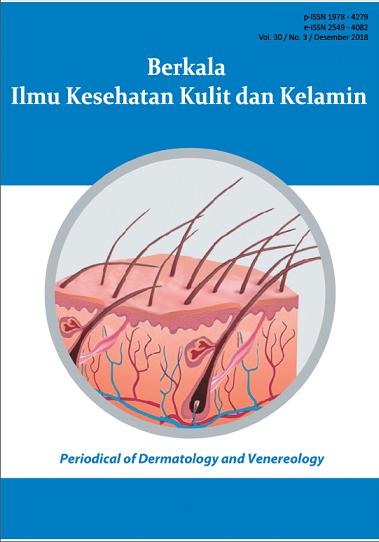 Berkala Ilmu Kesehatan Kulit dan Kelamin (Periodical of Dermatology and Venerology)