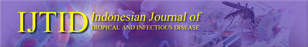 Indonesian Journal of Tropical and Infectious Disease