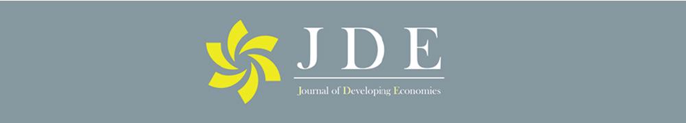 JDE (JOURNAL OF DEVELOPING ECONOMIES)