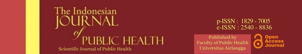 The Indonesian Journal of Public Health